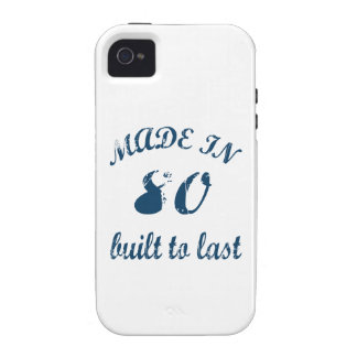 Made In 80 iPhone 4 Cover