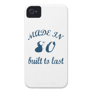 Made In 80 iPhone 4 Covers