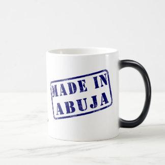Made in Abuja Magic Mug