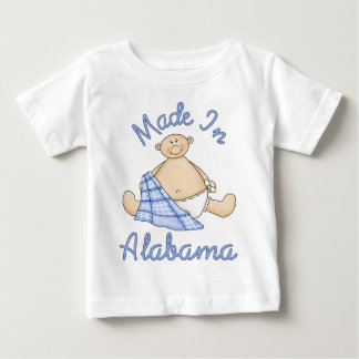 Made In Alabama Baby T-Shirt