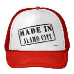 Made in Alamo City Mesh Hats