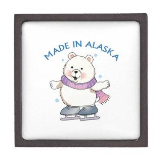 Made In Alaska Premium Keepsake Box