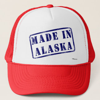Made in Alaska Trucker Hat