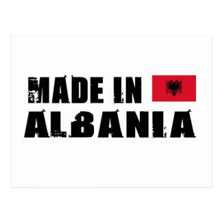 Made in Albania Postcard