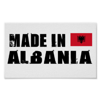 Made in Albania Poster