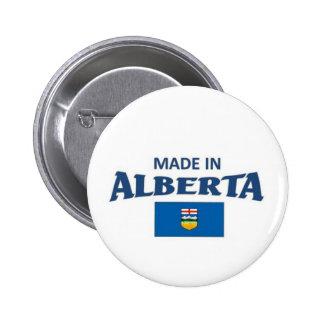 Made in Alberta 2 Inch Round Button