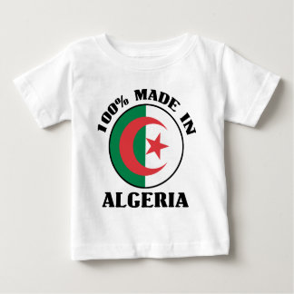 Made In Algeria Baby T-Shirt
