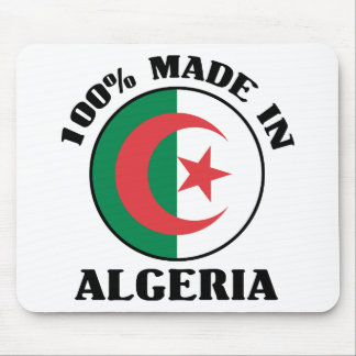 Made In Algeria Mouse Pad