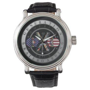 Made in America 1975 Logo Watch