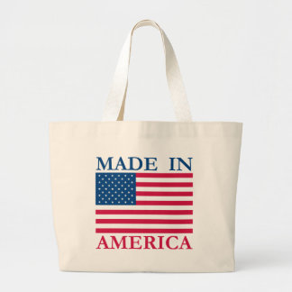 Made in America Canvas Bag
