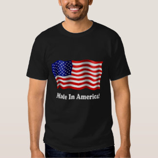 Made In America - Basic Dark T-Shirt