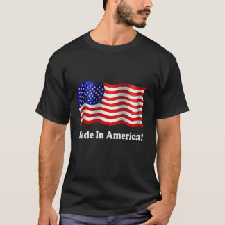 Made In America - Basic Dark T-Shirt