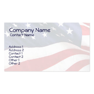 Made in America Double-Sided Standard Business Cards (Pack Of 100)