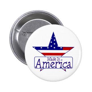 Made In America Button