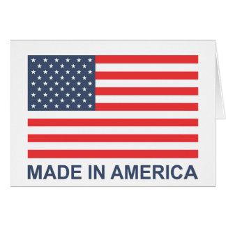 Made In America Card