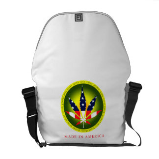 Made in America Courier Bag