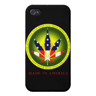 Made in America iPhone 4 Covers