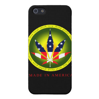 Made in America iPhone 5 Covers