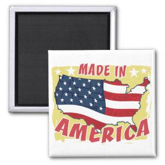 Made in America Fridge Magnets