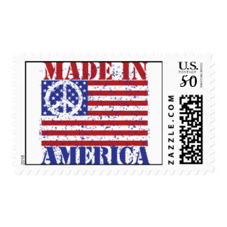 Made in America Postage