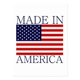 Made in America Postcard