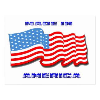 Made in America Postcards