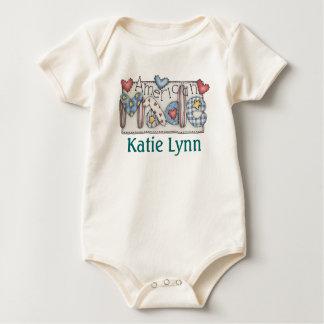 Made In America - SRF Baby Bodysuit
