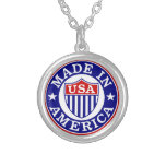 Made In America USA Necklaces