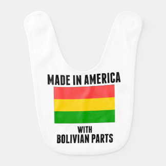 Made In America With Bolivian Parts Bibs