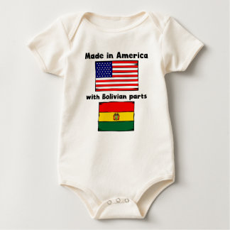 Made In America With Bolivian Parts Bodysuit
