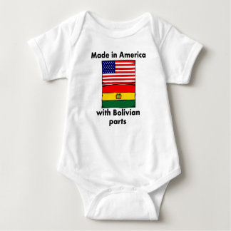 Made In America With Bolivian Parts Infant Creeper
