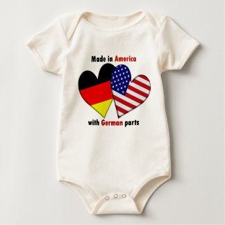 made in america with german parts bodysuit