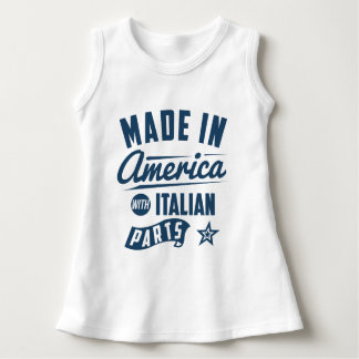 Made In America With Italian Parts Dress