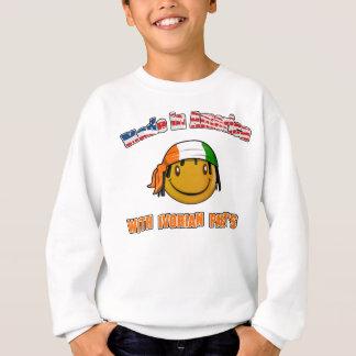 Made in America with Ivorian part's Sweatshirt