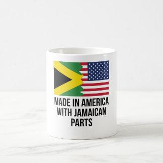 Made In America With Jamaican Parts Magic Mug