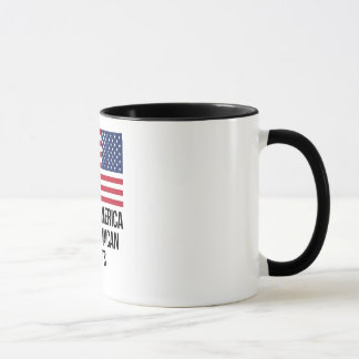 Made In America With Jamaican Parts Mug