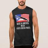 Puerto Rican Tank Tops for Men