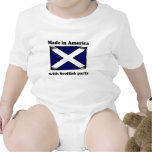 Made In America With Scottish Parts Romper