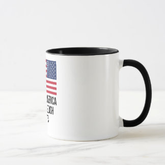 Made In America With Swedish Parts Mug