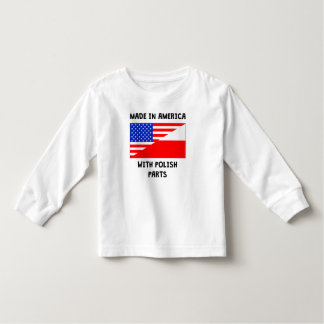 Made In American With Polish Parts Tshirts