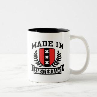 Made In Amsterdam Two-Tone Coffee Mug