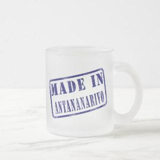 Made in Antananarivo Coffee Mugs