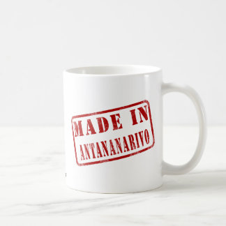 Made in Antananarivo Mugs
