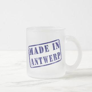Made in Antwerp Coffee Mugs