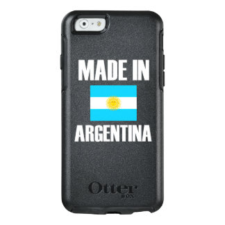 Made In Argentina Flag OtterBox iPhone 6/6s Case