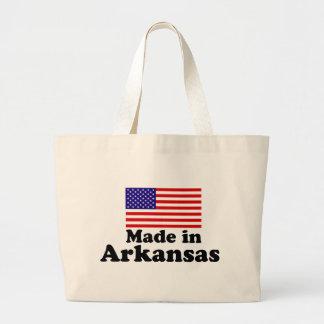 Made in Arkansas Jumbo Tote Bag