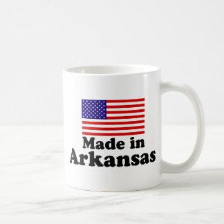 Made in Arkansas Classic White Coffee Mug