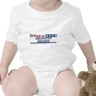 Made in Arlington Heights Romper