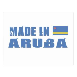 Made in Aruba Postcard