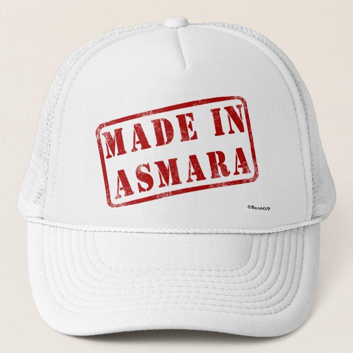 Made in Asmara Mesh Hat
